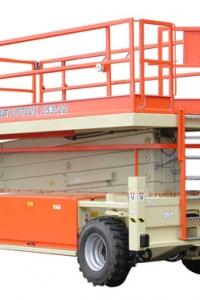 67' Liftlux Diesel Scissor Lift