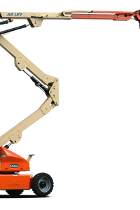 45' Electric Knuckle Boom